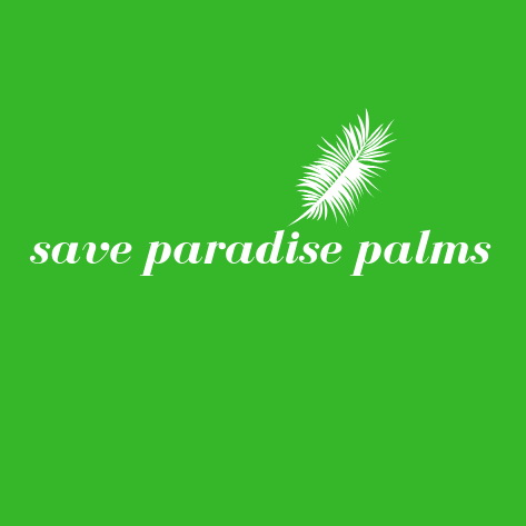 Save Paradise Palms Logo